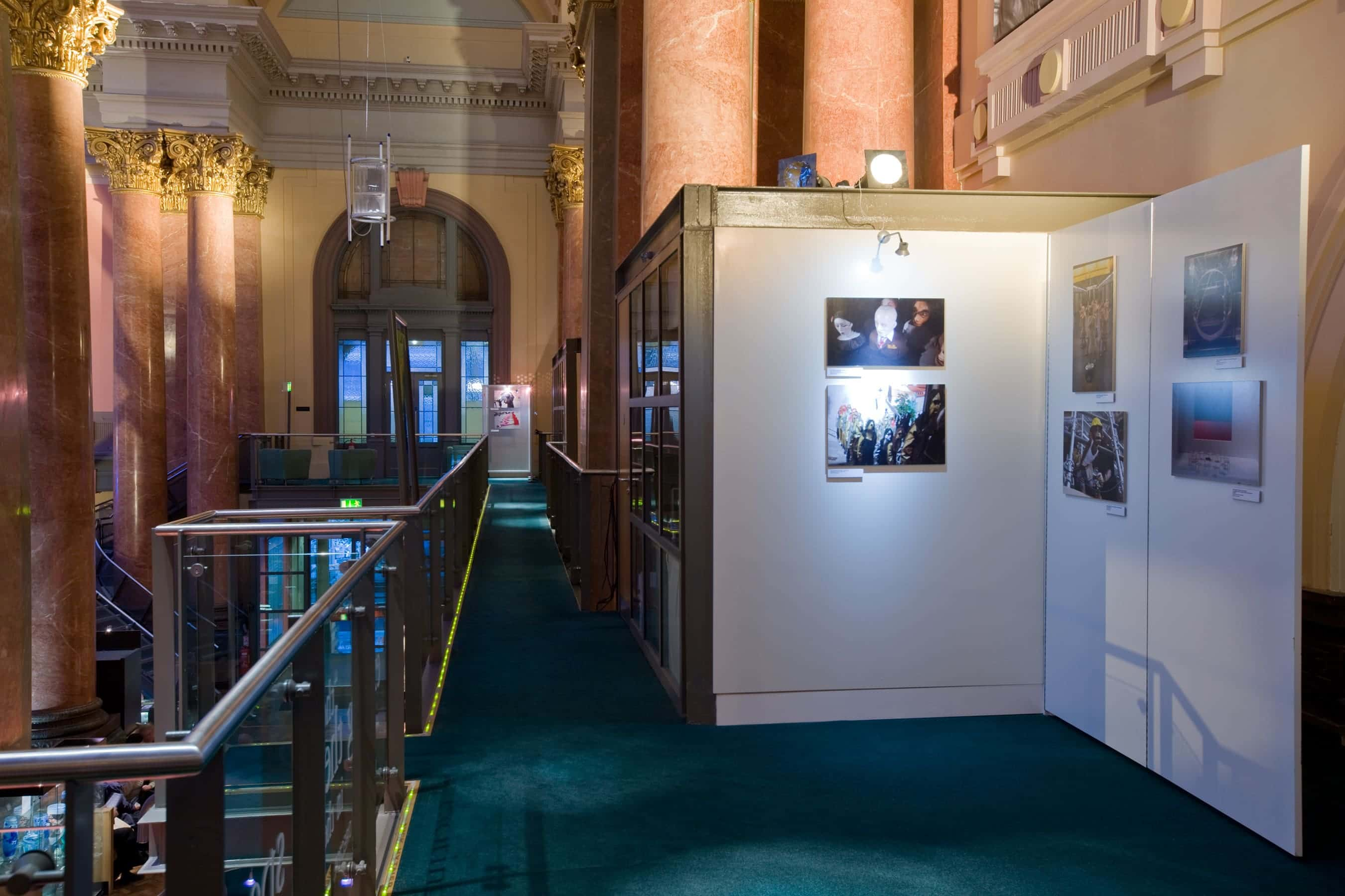 The Mezzanine Gallery | Our Building & Spaces | About Us | Royal ...