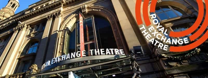 Exterior Image of the Royal Exchange Theatre