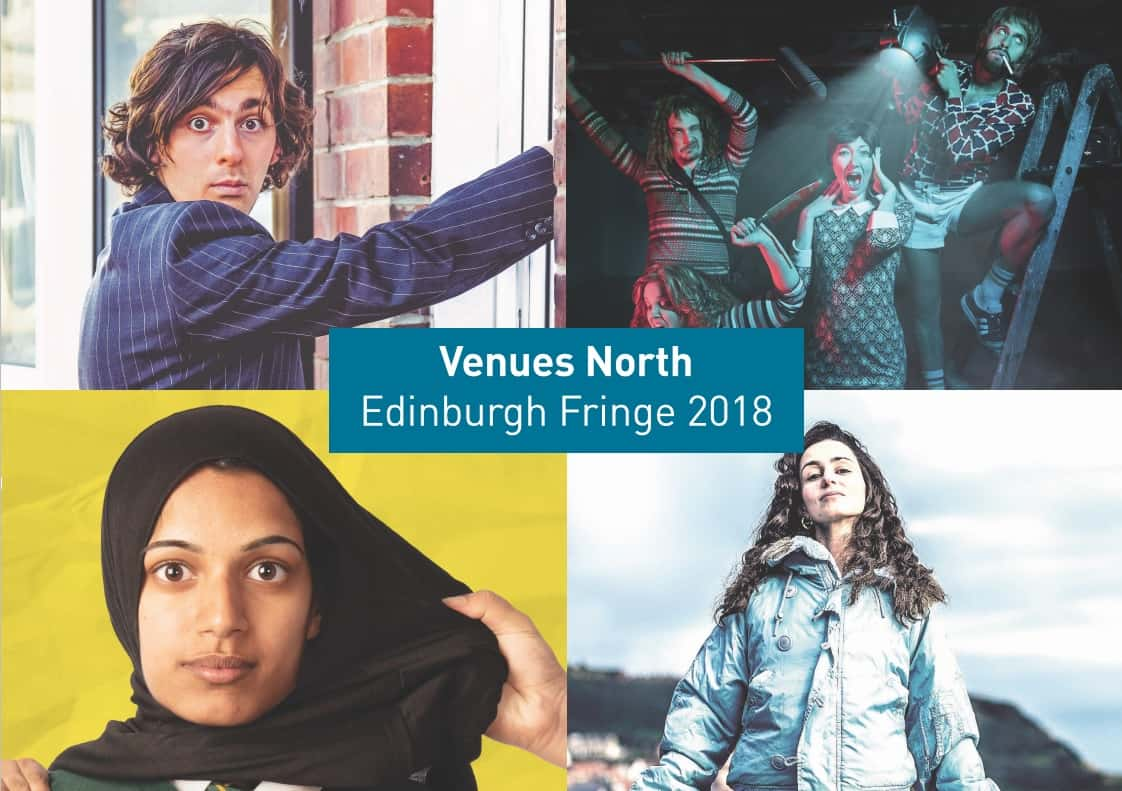 Venues North Edinburgh Fringe 2018