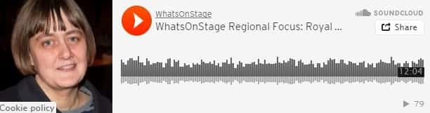 Whatsonstage Sarah Podcast