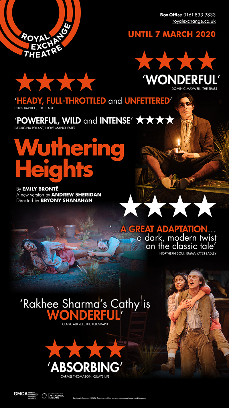 REX Wuthering Heights Quotes Poster Website