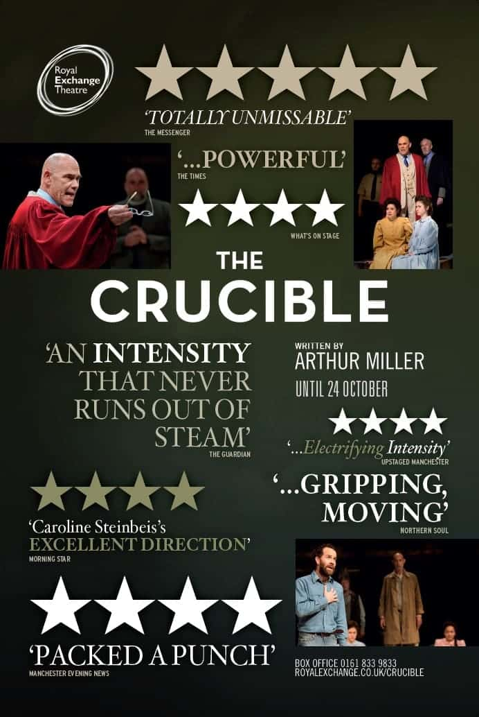 What are the character traits of Parris shown in Act One of The Crucible?