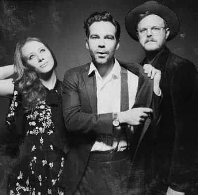 Band on the Wall - The Lone Bellow