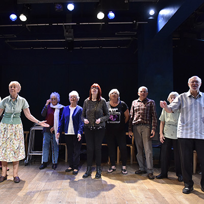 Elders Play: Practical drama workshop