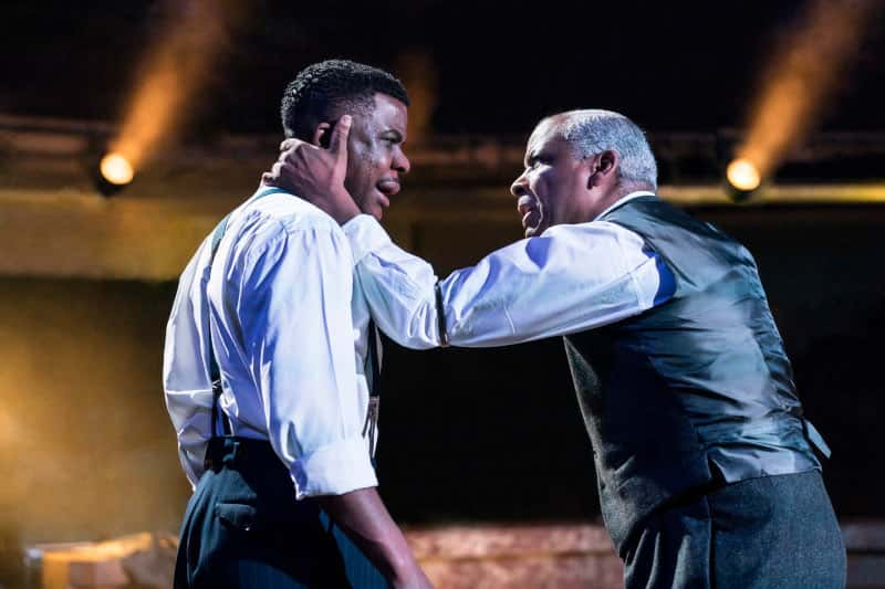 Image of DEATH OF A SALESMAN Production, Royal Exchange Theatre